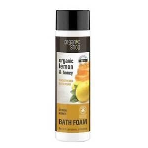 Organic Shop Smooth Skin Bath Foam Lemon & Honey