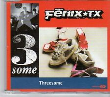 (EW598) Fenix*Tx, Threesome - 2001 CD