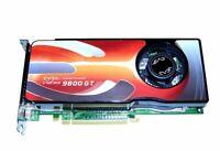 EVGA Nvidia GeForce 9800 GT AKIMBO Video Card 512MB PCIe DDR3 SLI Dual DVI