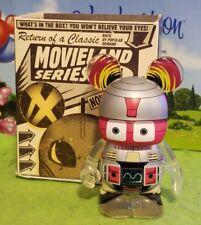 "Disney Vinylmation 3"" Park Set 1 Movieland Vincent with Box"