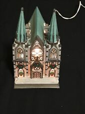 """Department 56 Christmas In The City Series """"The Cathedral"""" 5962-5"""