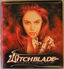 Witchblade Season 1 Trading Card Binder from Inkworks