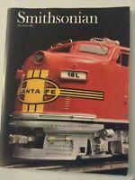 Smithsonian Magazine Model Railroading December 1988 052619nonrh
