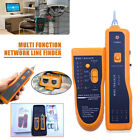 Network Cable Tester Hunt Wire Sort USB Cable Coaxial Cat-5e 6 RJ45 RJ11 LAN USA