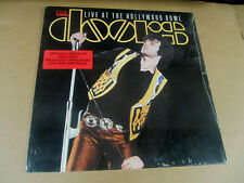 Factory Sealed LP ~ THE DOORS Live at the Hollywood Bowl LP HYPE STICKER 1987