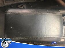 HOLDEN ADVENTRA SS CREWMAN CENTRE CONSOLE LID, LEATHER