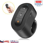Wireless Presenter Clicker Rechargeable Finger Ring Remote For Presentation PPT