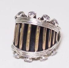 925 Sterling Silver Unisex Uniqe Unique perfect Ring