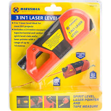 Marksman  3 in 1 Laser Level