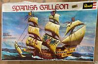 Revell 5618 Spanish Galleon Model Kit 1/96 Scale 72.4cm Long 63.5cm Tall Rare