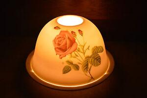 Magic Light, Tealight, Dome Lights Starlight Lantern Rose Coloured 1039012