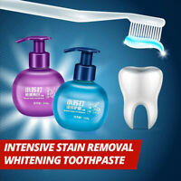 Fruit Flavor Whitening Viaty Toothpaste Baking Soda Toothpaste STAIN REMOVER New