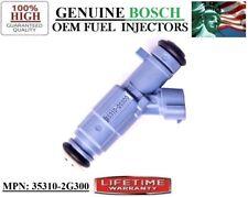 Kia Forte -YRS 2010-2012- 2.4L I4 Refurb 1x OEM Bosch #35310-2G300 Fuel Injector