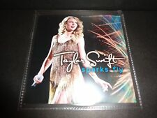 TAYLOR SWIFT Sparks Fly PROMO CD SINGLE  Argentina Limited Edition 2 Tracks