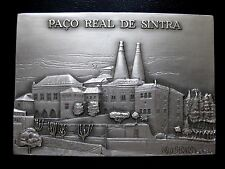 PORTUGAL / PALACE / ROYAL PALACE OF SINTRA / TIN MEDAL BY BERARDO # 017 / N107
