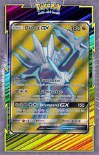 Dialga GX Full Art - SL05:Ultra Prisme - 146/156 - Carte Pokemon Neuve Française