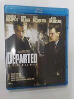 The Departed Il Bene e Male - Blu-ray - Originale - Nuovo - COMPRO FUMETTI SHOP