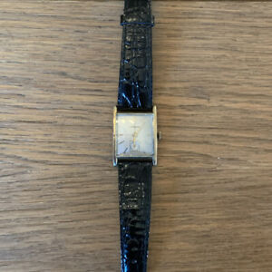 Hamilton 10K Gold-filled Vintage Watch