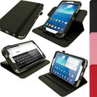"""PU Leather Stand Flip Case Cover for Samsung Galaxy Tab 3 8.0"""" SM-T310 T311 T315"""