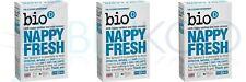 Bio-D Nappy Fresh - 500g (Pack of 3)
