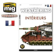 AMMO OF MIG A.MIG-4265 The Weathering Magazine 16 INTERIORS (French)