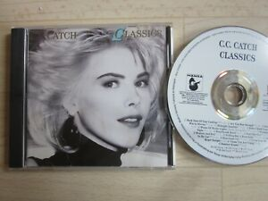 C.C. CATCH - CLASSICS (CD) HANSA 260 212 - ARE YOU MAN ENOUGH usw.