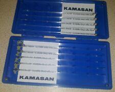 100 Hand tied Hooklengths in Preston box Kamasan B911 hooks