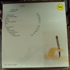 NO AGE Snares Like A Haircut LP SEALED indie-rock Drag City w/download