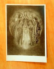 Sulamith Wulfing 1935 DAS KOMMENDE The Coming Angels & Jesus Vintage Postcard