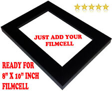 """Black Photo Filmcell 8"""" x 10"""" frame  (Protect your collectable) Over 400+ sold"""