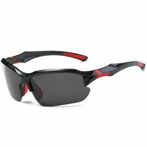 Bike Polarized Cycling Glasses Sports Sunglasses UV400 Bicycle Goggles Eyewear