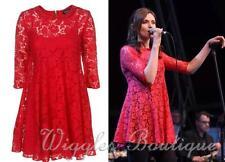 Collar Patternless 3/4 Sleeve Mini Dresses for Women