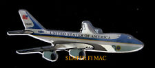 AIR FORCE ONE VC-25 HAT PIN PRESIDENT OBAMA USA PRESIDENTIAL AIRCRAFT 747