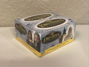 The Lord of the Rings Topps Evolution Hobby Box Sketch Cards Rare Factory Sealed