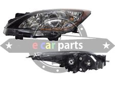 MAZDA 3 BL 1/2009-2010 LEFT HAND SIDE HEADLIGHT NEW