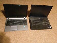 Lot Of 3 Hp ProBook 4710s, 450 G2, 6550b Parts/Repair