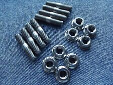 Yamaha XJ900S Diversion/Seca '94 - '04 Stainless Steel Exhaust Stud Set