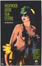 HOLLYWOOD EROTIC FILM FESTIVAL Movie POSTER 27x40