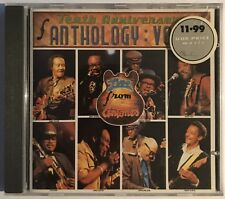 Rare VARIOUS - Tenth Anniversary Anthology Vol. 1 : Live From Antone's CD ALBUM