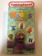 The Hoobs, Holidays VHS Video Retro, Supplied by Gaming Squad