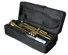 Axiom (TP8002G) Trumpet - Beginners Trumpet with Case