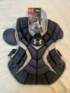 Under Armour Professional Adult Chest Protector 16.5inch Navy Professional