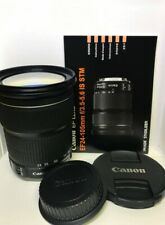 Canon EF 24-105MM f/3.5-5.6 STM  IS Lens EXCELLENT Condition