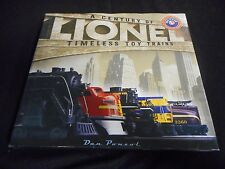 Lionel: A Century Of Timeless Toy Trains by Dan Ponzol (Hardcover)