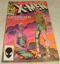 MARVEL COMICS UNCANNY X- MEN VOL 1 # 186 F+/VF