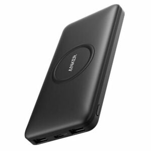 Anker A1615T11 PowerCore Hybrid Wireless Portable Charger