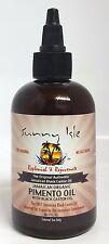 Sunny Isle Jamaican Organic Pimento Oil With Black Castor Oil 4oz