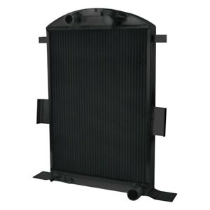 For Ford 1/2 Ton Pickup 1935 AFCO 80148-B-NA-N Street Rod Performance Radiator