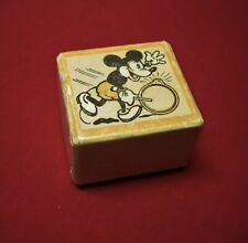 New listing Mickey Mouse Rare toy ring box only 1932 Cohn & Rosenberg Inc.
