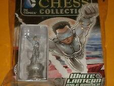 WHITE LANTERN 'Kyle Rayner' #67 DC Chess Collection Eaglemoss Green Lantern Corp